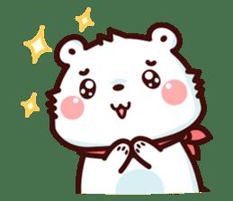 Mee pui pui (EN) sticker #11662679