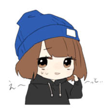 Nonchan2 sticker #11667190