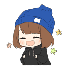 Nonchan2 sticker #11667201