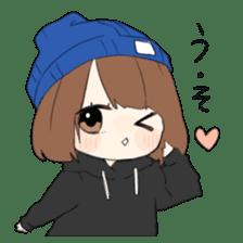 Nonchan2 sticker #11667204