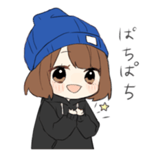 Nonchan2 sticker #11667209