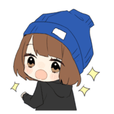 Nonchan2 sticker #11667218