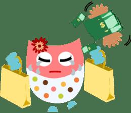 Owliver: Happy Life sticker #11682514