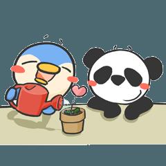 Penguin & Panda ver.Funny