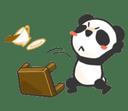 Penguin & Panda ver.Funny sticker #11685441