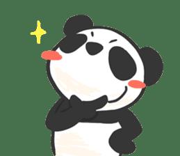 Penguin & Panda ver.Funny sticker #11685443