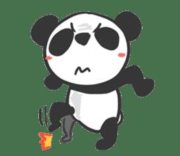 Penguin & Panda ver.Funny sticker #11685455
