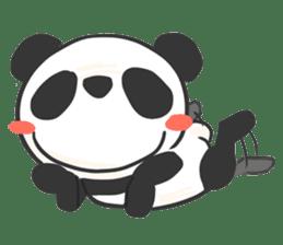 Penguin & Panda ver.Funny sticker #11685469