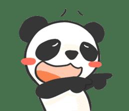 Penguin & Panda ver.Funny sticker #11685472