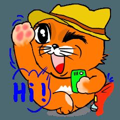 Fat cat tagosaku