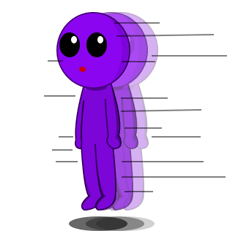 tibur the alien