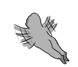gorillas Sticker  be coool sticker #11708318