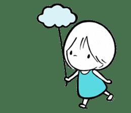 My life as a Breeze Girl sticker #11713224