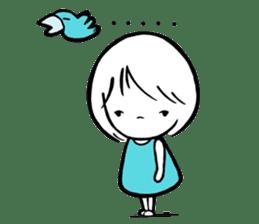 My life as a Breeze Girl sticker #11713226
