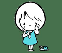 My life as a Breeze Girl sticker #11713230