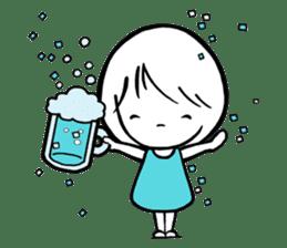 My life as a Breeze Girl sticker #11713238