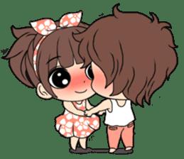 My sweet heart sticker #11717705