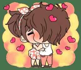 My sweet heart sticker #11717706