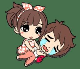 My sweet heart sticker #11717710