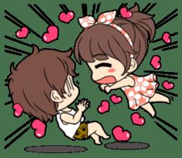 My sweet heart sticker #11717714