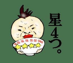 ramen boy sticker #11724987
