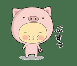 costume kids ~Sulk ver~ sticker #11729158