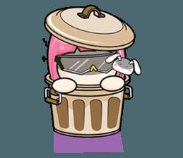 Bunny Sweet Girl + sticker #11732226