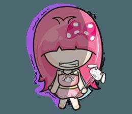 Bunny Sweet Girl + sticker #11732231
