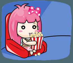 Bunny Sweet Girl + sticker #11732232