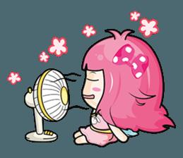 Bunny Sweet Girl + sticker #11732236