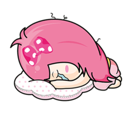 Bunny Sweet Girl + sticker #11732239