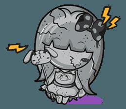 Bunny Sweet Girl + sticker #11732240