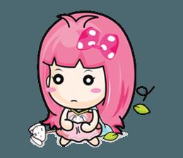 Bunny Sweet Girl + sticker #11732241