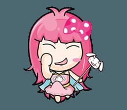 Bunny Sweet Girl + sticker #11732248