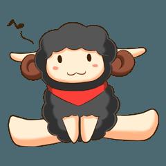 Little black sheep +