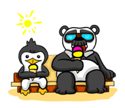 Pipo and friends sticker #11737030