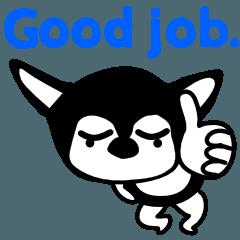 Kawaii dog,Dub talk in English vol.2