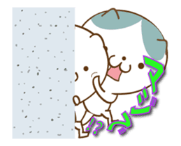 Cat animated sticker sticker #11753286