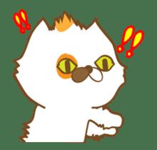 Cat animated sticker sticker #11753287
