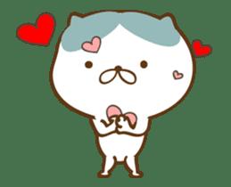 Cat animated sticker sticker #11753301