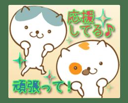 Cat animated sticker sticker #11753302