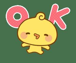 Piyomaru animated stickers. sticker #11753438