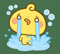 Piyomaru animated stickers. sticker #11753447