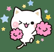 Cat to concern (Animation ver.) sticker #11754137