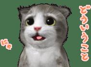 Animation Mofu Kitten Mofuu sticker #11754294