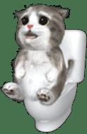 Animation Mofu Kitten Mofuu sticker #11754300