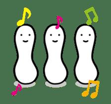 Animated Mochi & Dango Stickers sticker #11755171