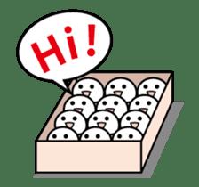 Animated Mochi & Dango Stickers sticker #11755175