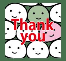 Animated Mochi & Dango Stickers sticker #11755184