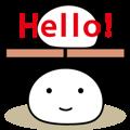 Animated Mochi & Dango Stickers